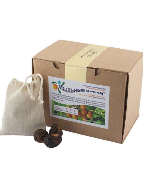 Мыльные орехи Sapindus Trifoliatus 500 гр.