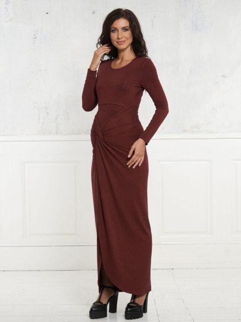Платье для беременных и кормящих мам Ампеццо B1649 image 1