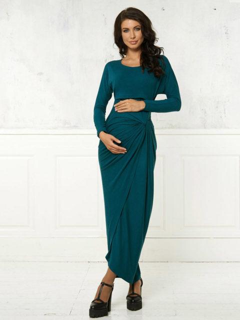 Платье для беременных и кормящих мам Сестриере B1650 image 1