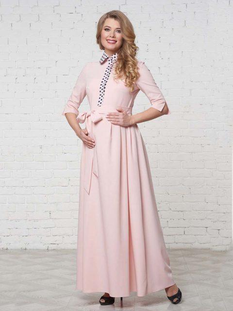 Платье для беременных и кормящих мам Фоджа B1670 image 1