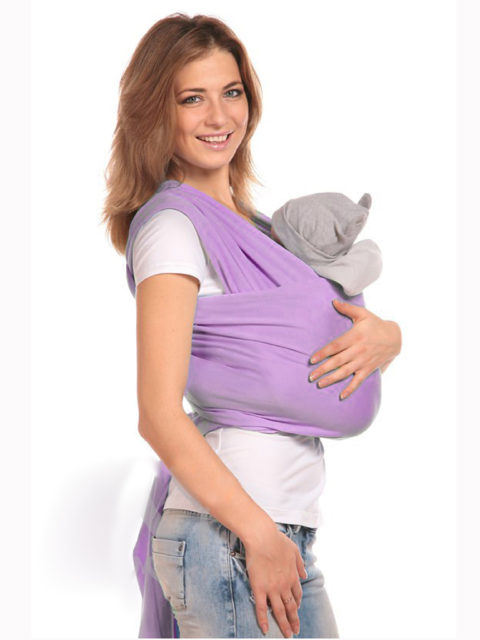 Слинг шарф для новорожденных купить спб
