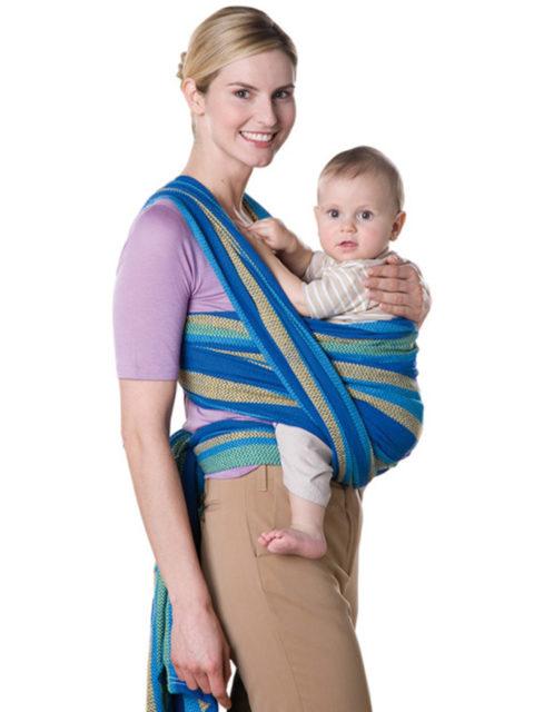 Слинг шарф для новорожденных Amazonas Melon