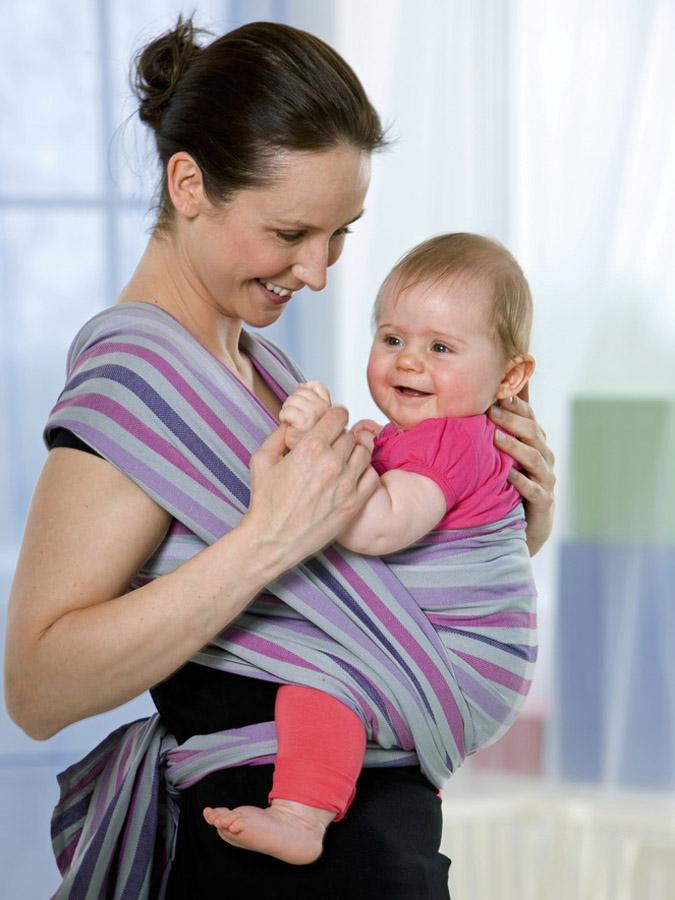 7d37e4585eed Купить слинг-шарф для новорожденных Amazonas Mystic размер L, длина ...