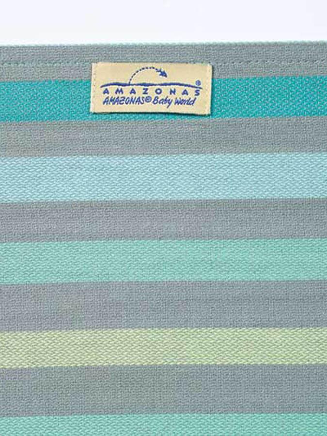 8f108d047a37 Слинг шарф для новорожденных Amazonas Pacific Слинг шарф для новорожденных  Amazonas Pacific