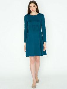 6f8ea89788a6 Платья для беременных голубого цвета часто выбирают девушки, которые любят  помечтать. Платье голубого цвета будет дарить Вам положительные эмоции.