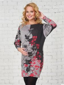 bd214d66d428 Широкие. Для беременной женщины удобным вариантом являются платья широкого  и свободного кроя. Модели таких платьев можно носить на любом сроке  беременности, ...