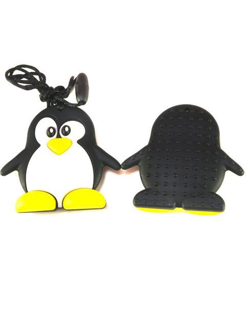 Силиконовый грызунок Пингвинёнок Image1, прорезыватели для зубов