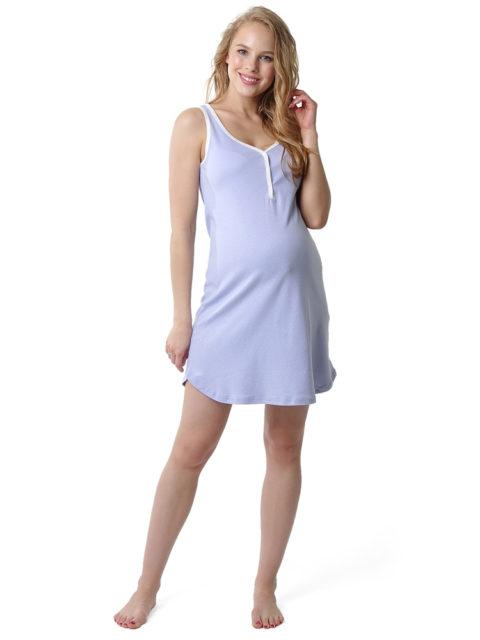 839218ebe4a2 Ночная сорочка в роддом для беременных и кормящих мам Айза лавандовая,  images1
