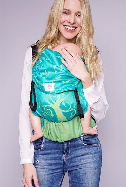 Эрго-рюкзак для новорожденных, слинг-рюкзак Kokadi Flip Leon im Wunderland image2