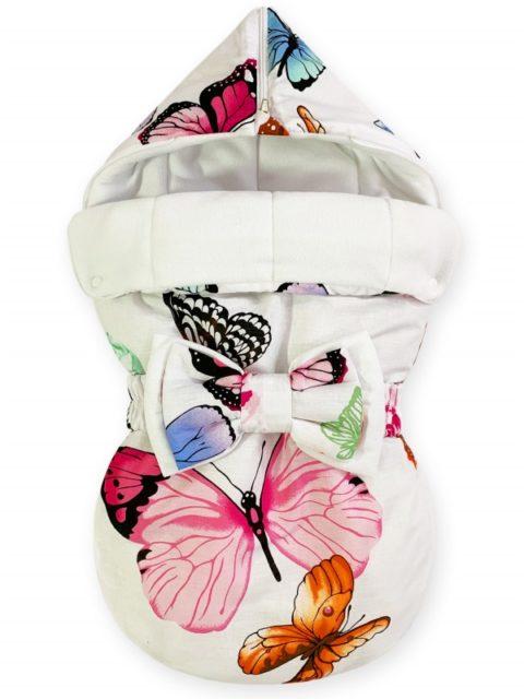 Конверты на выписку для новорожденных «Бабочки»