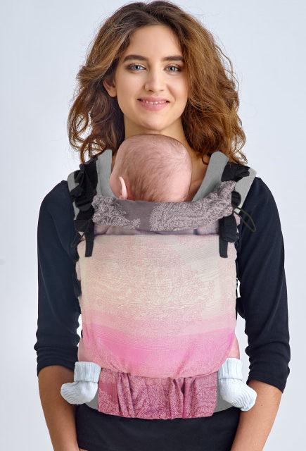 Эрго-рюкзак для новорожденных Diva Essenza Simple One! Dolce
