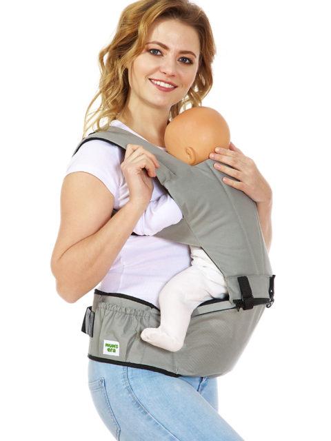Хипсит-рюкзак «Combi», муссон, с 6 месяцев