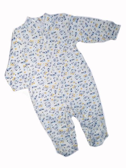 Комбинезон-слип для новорожденных Карусель, 105/1 Little bear