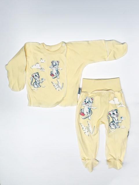 Комплект одежды для новорожденных Amelli 0.193.005/006 Тигрята, желтый