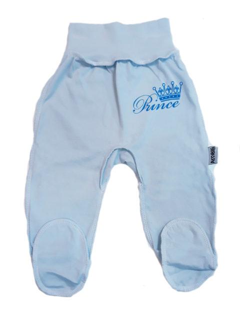 Ползунки для новорожденных Amelli КЛ.230.005.0.146.011 Принц голубой. Одежда для новорожденных
