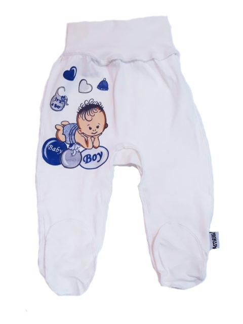 Ползунки для новорожденных Amelli КЛ.230.005.0.027.011/012 Baby boy. Одежда для новорожденных