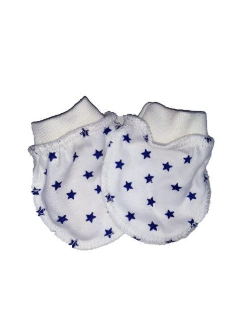 Антицарапки для новорожденных 70186. Магазин одежды для новорожденных детей в Санкт-Петербурге