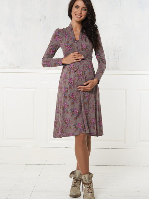Платье для беременных и кормящих Винчи